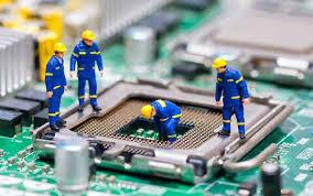 تعمیرات لب تاب و کامپیوتر